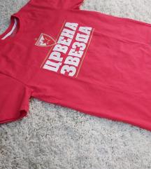 CRVENA ZVEZDA original unisex majica + šolja