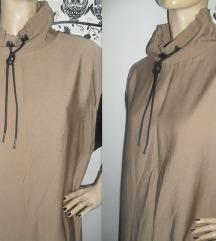 ZARA Basic, oversized mantil haljina!
