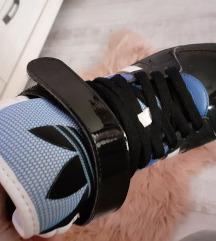 Adidas pvc crne patike