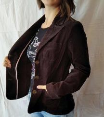 Braon jakna za prolece/jesen