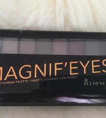 Rimmel NOVA Paleta magnif'eyes