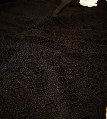Zara čipkana haljina S vel