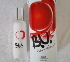 B.U. parfem- poklon
