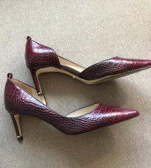 Ljubicaste Massimo Dutti cipele