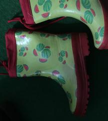 Gumene dečije cizme