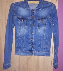 Gelsomino jeans jakna