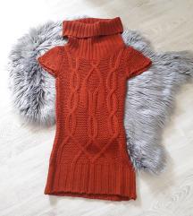Pletena haljina NOVO SNIZENO 850