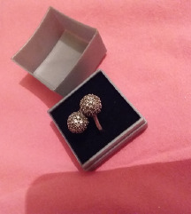 SOHO Srebro - cirkoni prsten *Snizenje*