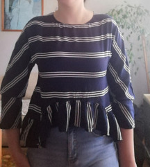 Zara asimetrična košuljica