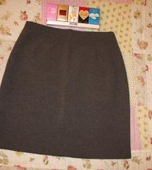 Benetton suknja ,NOVO  ,M ,rasprodaja