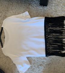 Zara bluza sa resama
