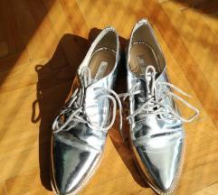 Srebrne cipele Forever 21 (broj 36,5)