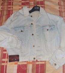 Nova over size jakna