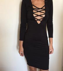 CRNA haljina***