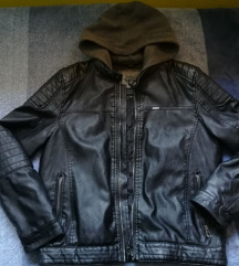 Eko kožna jakna