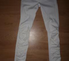 Pantalone bele Terranova NOVO