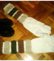 Interesantne rukavice + grejaci