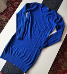 Plava haljina sa cirkonima 💙