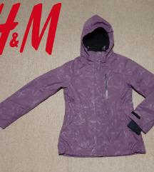 H&M sportska/ski jakna vel S EXTRA