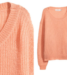 H&M * S * oversize knit * NOVO