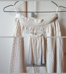 suknja reljefna, deblja