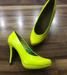 neon zute cipele