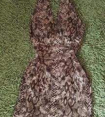 POSH haljina od zmijske koze