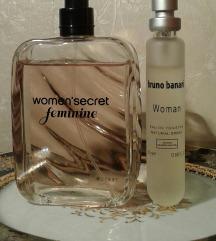 Women' Secret Feminine & Bruno Banani Woman