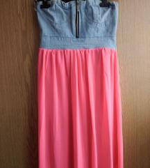 Letnja maxi haljina