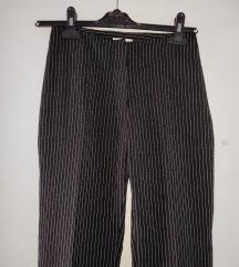 Poslovne pantalone,prugice, Novo, akcija 999