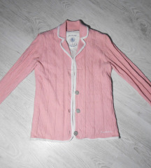 Prelep roza sako/džemper Bondelid