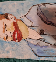 Portret Van Goga
