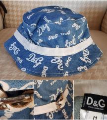 Dolce & Gabbana pamučni šeširić, original