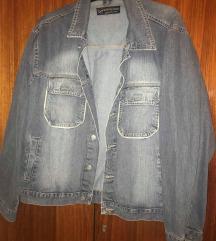 Zenski teksas jakna