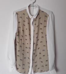 Promod zanimljiva kosulja/bluza M/L