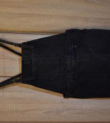 Pull&Bear teksas haljina na tregere
