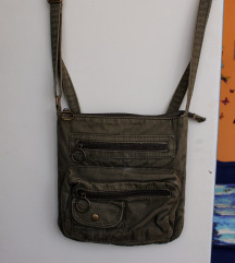 Platnena torbica kao NOVA