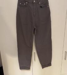 H&M pantalone sive