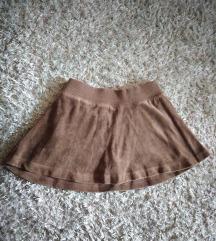 Greendog plišana sorc suknja