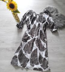 Vintage Lisce haljina - DANAS 500