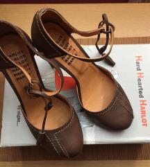 Nove kožne cipele na štiklu