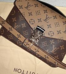 Kožna Louis Vuitton torba