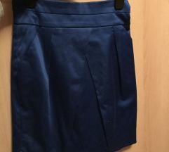 Plava suknjica