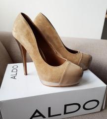 Aldo nude kozne cipele NOVO!