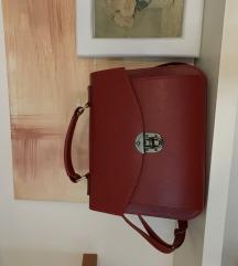 PEKY crvena torba, kao nova