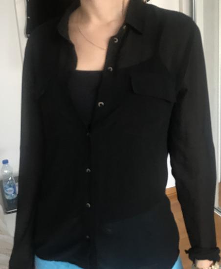 Bershka košulja providna