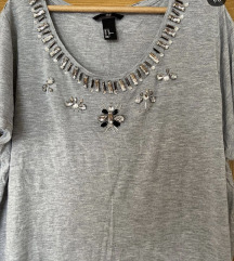 H&M majica kao nova XL