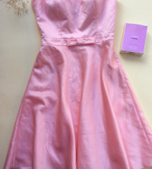 Bebi roze til haljina