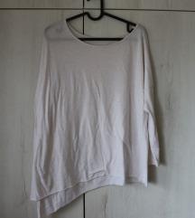 BEŽ asimetrična majica