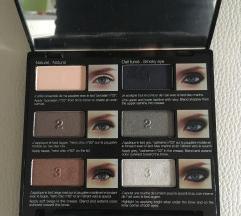 Sephora Pro paleta za plave oci